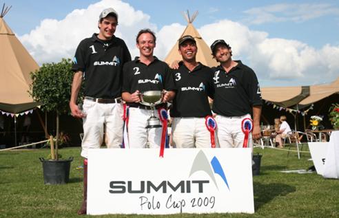 Summit Cup 2009 Champions